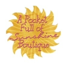 A Pocket Full of Sunshine Boutique coupon code