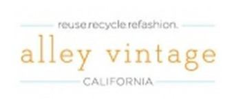 Alley Vintage coupon code
