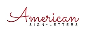 American Sign Letters coupon code