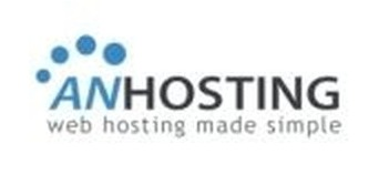 AN Hosting coupon code
