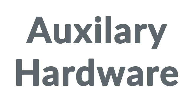 Auxilary Hardware coupon code