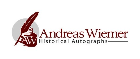 Andreas Wiemer Historical Autographs coupon code
