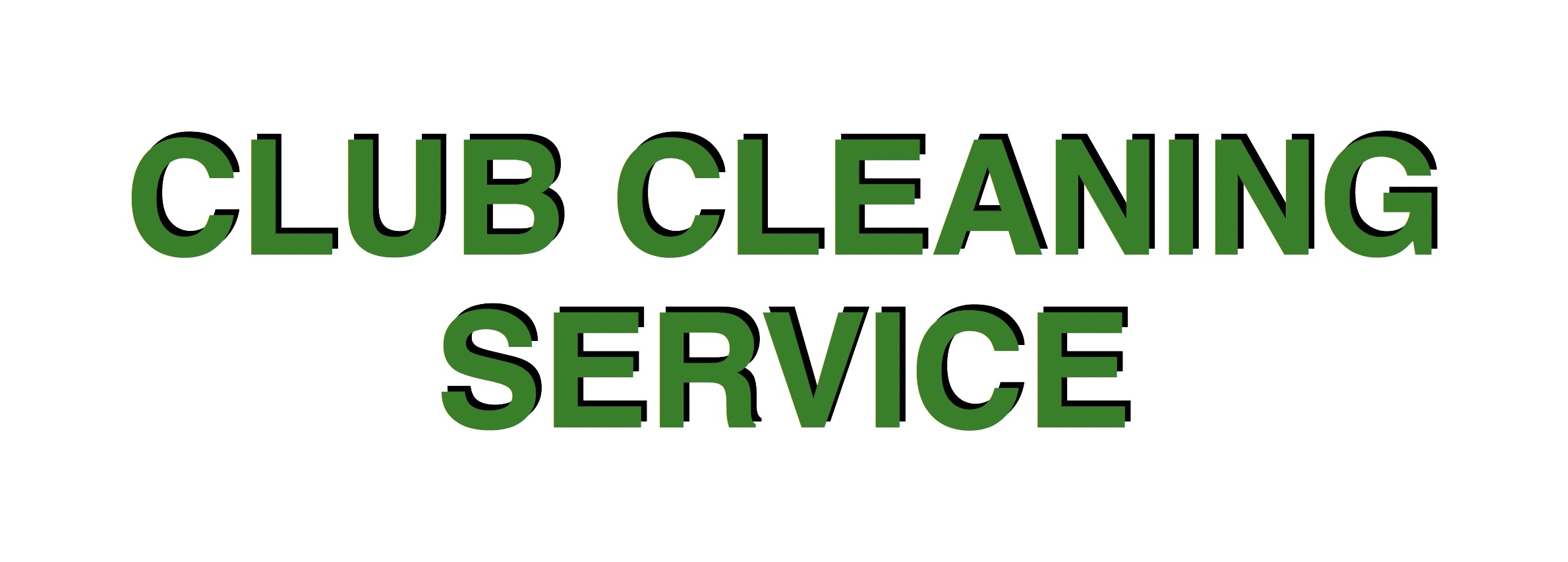 Club Cleaning Service coupon code