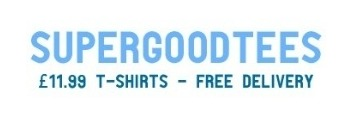 Supergoodtees coupon code